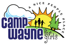 Camp Wayne Girls