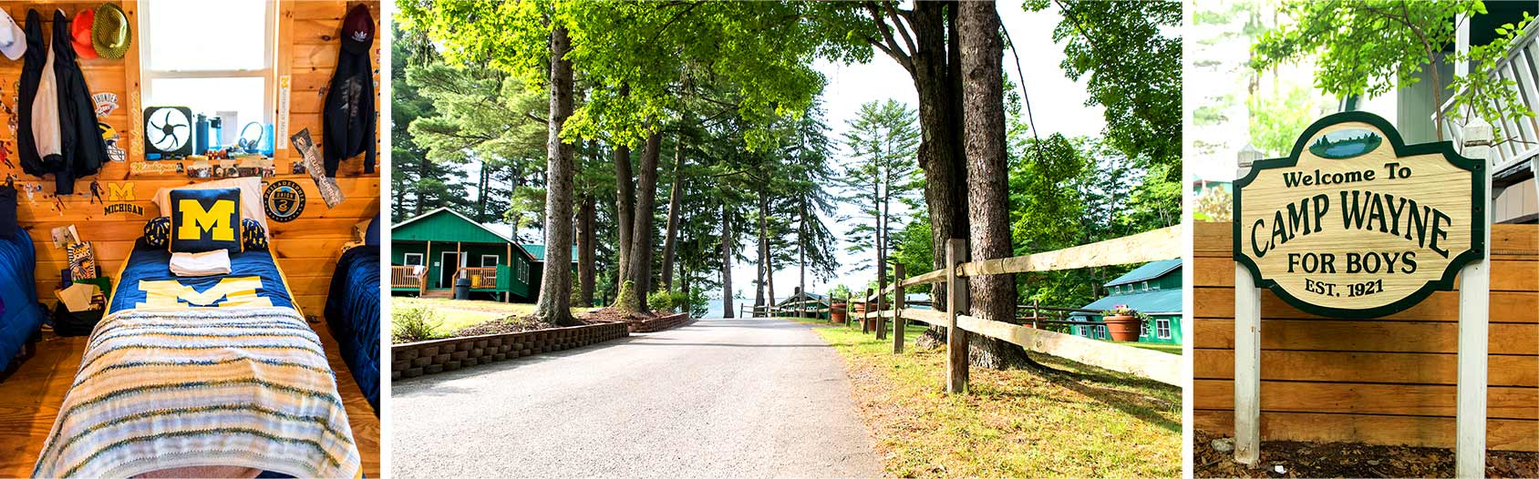 Directions & Lodging | Camp Wayne for Boys Pennsylvania